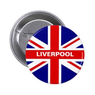Liverpool Union Jack Button