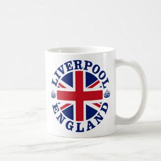 Liverpool Vintage UK Design Coffee Mug