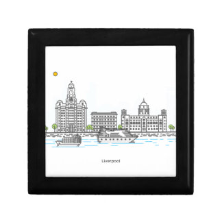 Liverpool Waterfront Gift Box