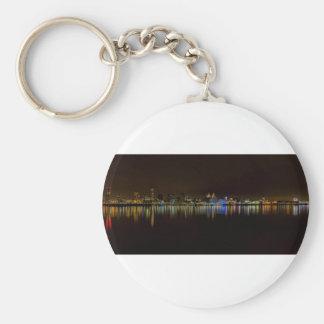 Liverpool Waterfront Keychain
