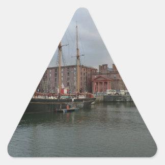 Liverpool's Albert Dock Sticker