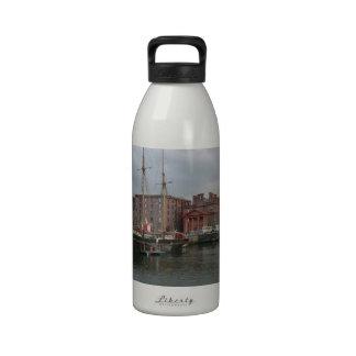 Liverpool's Albert Dock Water Bottles