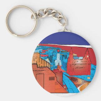 Liverscape Keychain