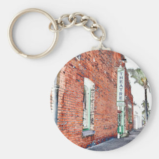 LiveryTheater Key Chain