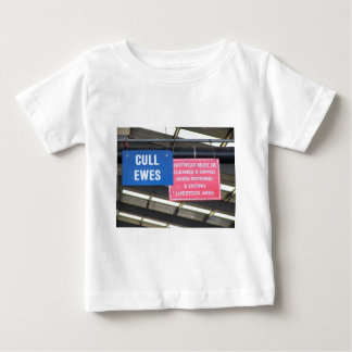 Livestock market, Cull Ewes Baby T-Shirt