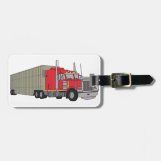 Livestock Truck Bag Tag