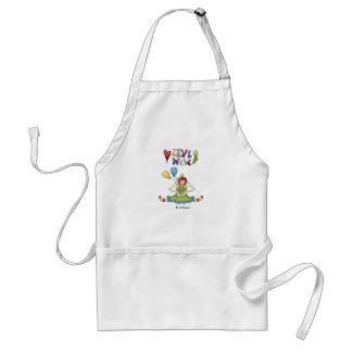 livewell2 adult apron