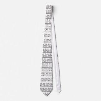 LiveWellLaugh Tie