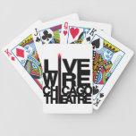 LiveWire Logo Bicycle Poker Deck