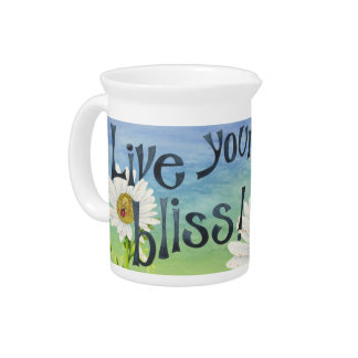 LiveYour Bliss! Pitcher
