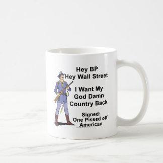 Livid American Coffee Mug