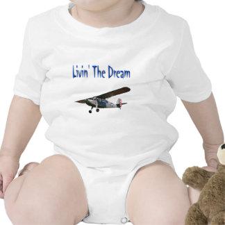 Livin el sueño campeón trajes de bebé