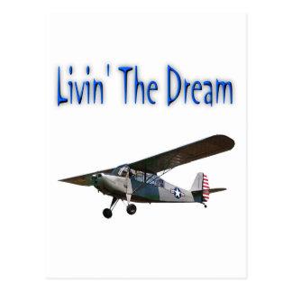 Livin el sueño, campeón tarjeta postal