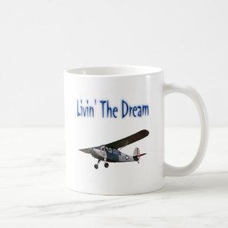 Livin el sueño, campeón tazas de café