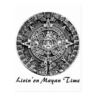 Livin en tiempo maya postal