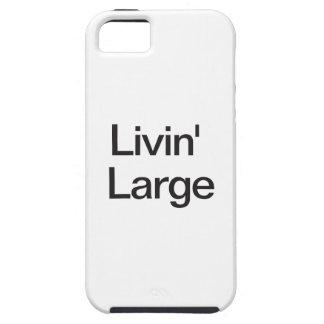 Livin grande funda para iPhone 5 tough