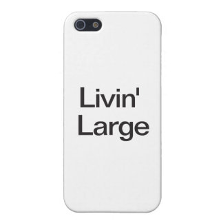Livin grande iPhone 5 funda