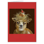 Livin' High on the Goat card