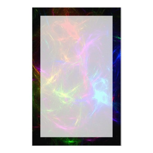 Livin' in a Raver's Paradise Personalized Stationery
