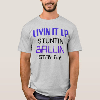 LIVIN IT UP T-Shirt by TED