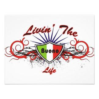Livin la vida de Bueno Anuncio