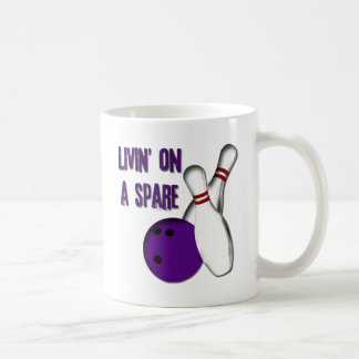 LIVIN' ON A SPARE COFFEE MUG