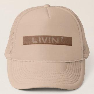 Livin'  'Tailgate Talk' Trucker Hat