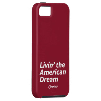 Livin' the American Dream iPhone SE/5/5s Case
