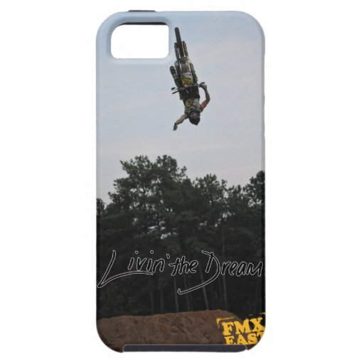 Livin the dream (Clint) i phone 4 case iPhone 5 Cases
