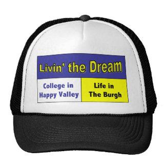 Livin The Dream Hats