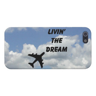Livin' the Dream iPhone 5 Covers