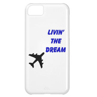 Livin' The Dream iPhone 5C Cover