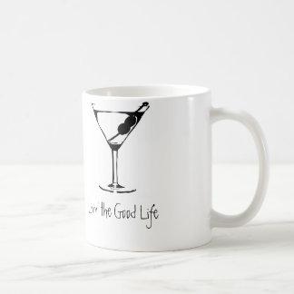 Livin' the Good Life, Martini Mug