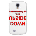 Livin' Upside Down Galaxy S4 Covers
