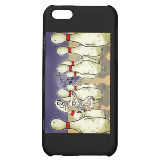 Living Bowling Will Funny iPhone 5C Cases