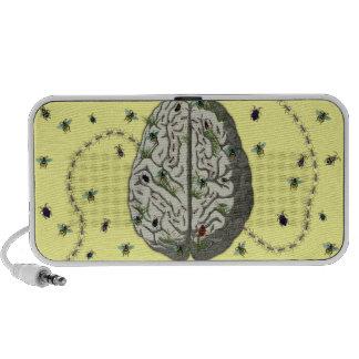 Living Brain Portable Speaker