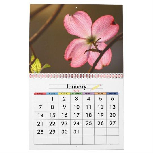 Living Color Calendar