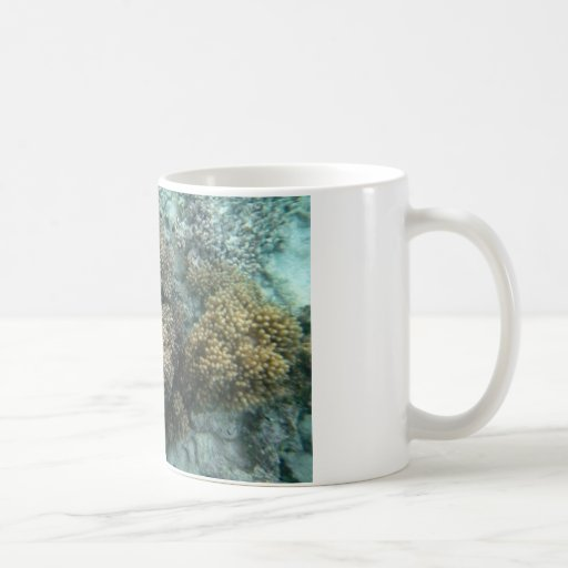 Living Coral Coffee Mug