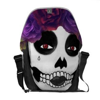 living dead girl Purse Courier Bag