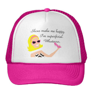 Living Doll Trucker Hat