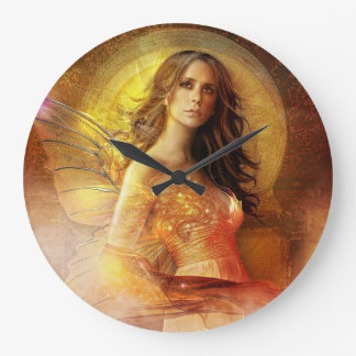 Living Fairy Tales Large Clock