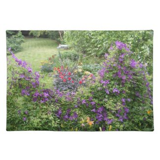 Living Fence ~ Placemat mojo_placemat