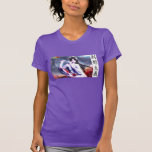 Living For The Moment - Japanese Flute Girl #2 Tshirt