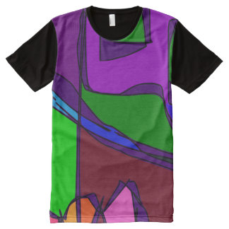 Living Forest All-Over Print T-shirt