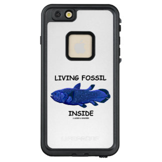 Living Fossil Inside Coelacanth Attitude LifeProof FRĒ iPhone 6/6s Plus Case