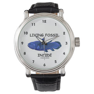 Living Fossil Inside (Coelacanth) Watch
