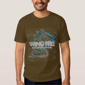 Living Free Men's T-Shirt