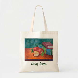 """Living Green"" reusable bag"