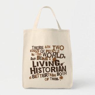 Living Historian Gift Tote Bag