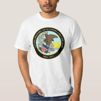 Living History of Illinois and Chicago® Group T-Shirt